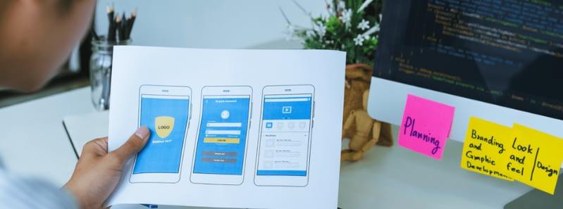 Herramientas para hacer un prototipo interactivo